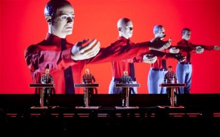 Review: Kraftwerk, live form the Fox Theater in Oakland